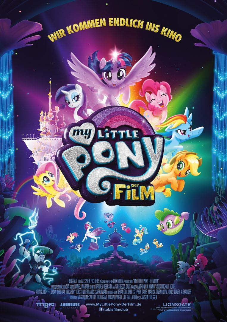 My Little Pony Deutsch Film